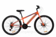 Велосипед ST 26« Discovery ATTACK DD 2020 (оранжево-бирюзовый)