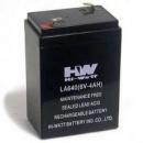 Аккумулятор 6V 4Ah