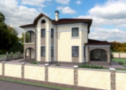 Проектирование коттеджей в Овидиопольском районе