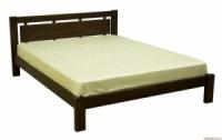 Ліжко Л 210 дерев'яне 160х200