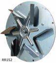 RR152 Вентилятор дымосос