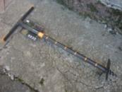Садовый бур QuikDrill от Fiskar (134730)