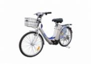 Электровелосипед ECO (Blue)