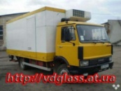Лобовое стекло для грузовиков  Iveco Zeta низкий