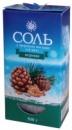 Морська сіль для ванн Кедрова, 500 г, Морская соль для ванн Кедровая