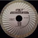 Диск алмазный Турбо (КТ СТАНДАРТ) 125 мм