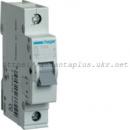 Автоматический выключатель Hager 1P 6kA C-2A 1M