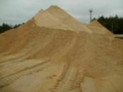 Песок карьерный (желтый)