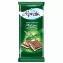 Шоколад «Alpinella» ( Альпинелла Мята), Польша, 100г