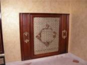 Экраны деревянные декоративные на батареи отопления