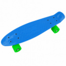 Скейт Profi Penny Board MS 0848 Blue (20181116V-778)