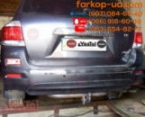 Тягово-сцепное устройство (фаркоп) Toyota Highlander (2010-2014)
