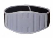 Пояс для важкої атлетики PowerPlay 5425 Сірий (Неопрен) M