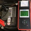 Lancol micro 568 (с принтером) анализатор автомобильный батарей, тестор акб