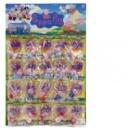 Набір фігурок «РР» 12512 (84) «Свинка Пеппа», 20шт на листі [Планшет] - 69046648285