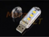 USB лампа из светодиодов