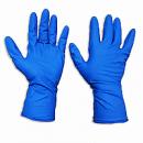 Перчатки амбулаторные (синие)