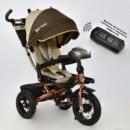 Велосипед Best Trike 6088 F надувные колеса поворотное сиденье с пультом