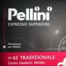 Кофе молотый Pellini #42 Espresso Traditionale, 250 грамм, Италия