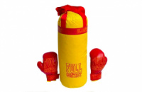 Боксерский набор 0004DT БОЛ «Full» Желтый