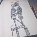 Рисунок Скелеты