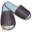 Тапочки «Сауна» (коричкневые)