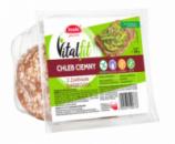 Безглютеновый хлеб VitalFit тёмный с семенами