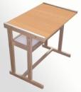 Стол «Дошкольник» высота 54 см размер столешницы 60*40см