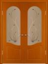 Двойные двери двухстворчатые двери