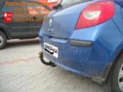 Тягово-сцепное устройство (фаркоп) Renault Clio III (hatchback) (2005-2012)