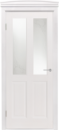 Двери межкомнатные НИЦЦА белый лак ПО