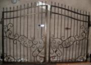 Ворота распошныее кованые (вр-5)