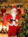 Санта Клаус - карнавальный костюм на прокат