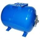 Гидроаккумуляторы Aquasystem VA0 50л Горизонтальный