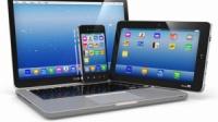 Ноутбуки, телефоны, планшеты..