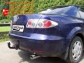 Тягово-сцепное устройство (фаркоп) Mazda 6 (sedan, liftback) (2003-2008)