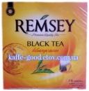 Чай Remsey Black Tea Klasyczna (черный классический) 75 пакетиков..
