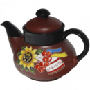 Чайник заварочный «Добра глина» Рушник, 1000мл