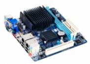 Материнская плата GIGABYTE GA-C1037UN (цена с процессором)