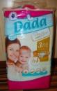 Подгузники DADA (Польша) аналог Pampers activ Baby