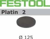 Шлифматериал D 125 mm, S 1000, Platin`2, Festool
