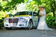 Заказ весільної автівки Chrysler 300c