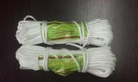 Шнур бытовой плетеный (диаметр 6мм.,длина20м.)