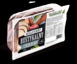 Безглютеновый рустикальный белый хлеб на закваске