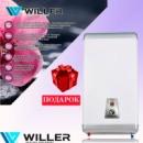 Бойлер электрический (накопительный) WILLER IVH80R Flat