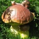 Гипсовая фигура Грибочек, 28 см