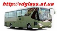 Лобовое стекло для автобусов Yutong 6129 (Автобус 50-местный) в Никополе