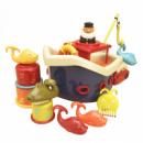 Игровой набор в ванну «Ловись рыбка»