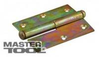 Петля накладная 85 мм левая оцинкованная Господар 92-0756