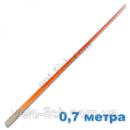 Хлыст оранжевый 0.7м
